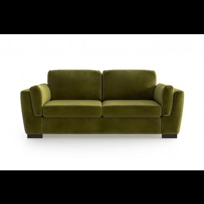 2-Sitzer-Sofa Bree | Olivgrün