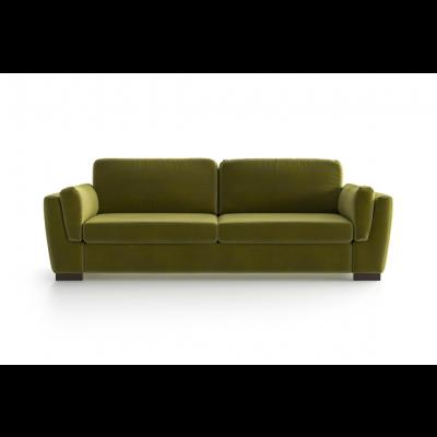 3-Sitzer-Sofa Bree | Olivgrün