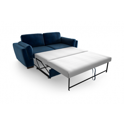 2-Sitzer-Schlafsofa Bree Convertible | Blau