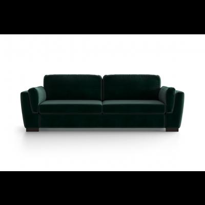 3-Sitzer-Sofa Bree | Dunkelgrün