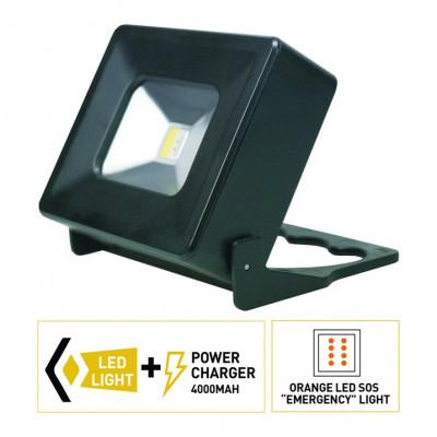 2 -in-1 Pocket LED Light & Power Charger