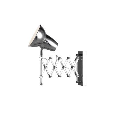 Wandlampe Metall Chrom   MB6127-CH
