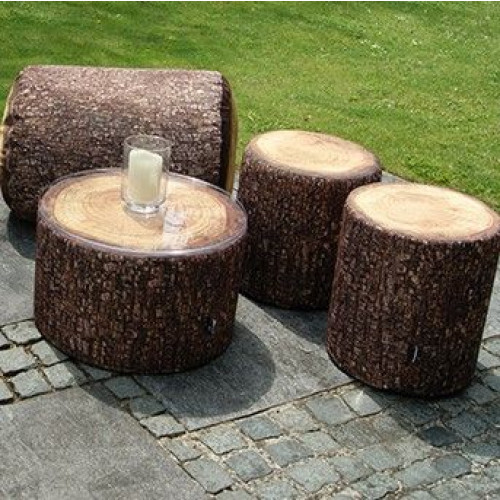 Outdoor Set Forest Tree