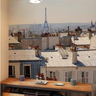 Tapete Paris en Août