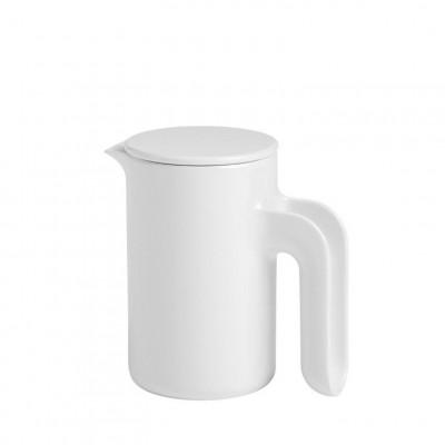 Water Carafe 1 L | White
