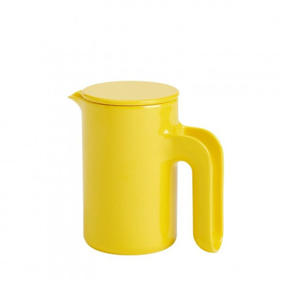 Water Carafe 1 L | Yellow
