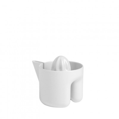 Juicer with Tray | White