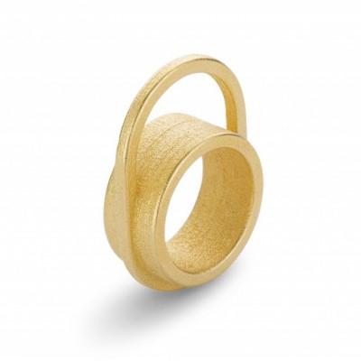 Ausgeglichener Ring #3 | Gold