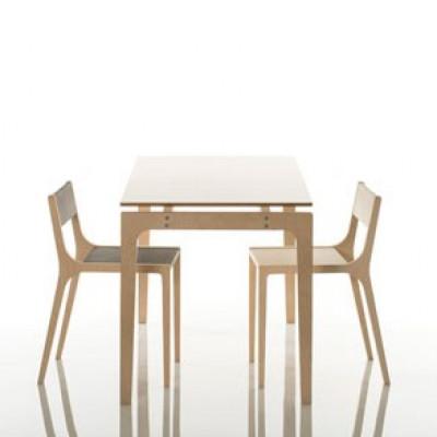 Childrens Table Olek S   White