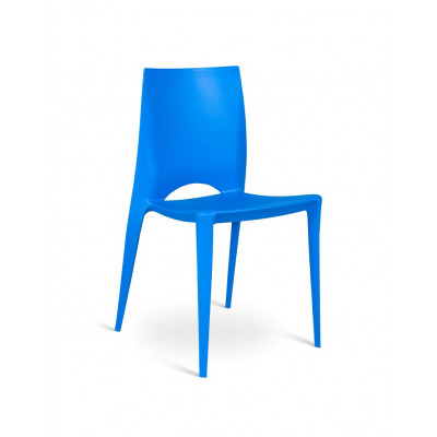 Polypropylen-Stuhl OM/164/BL   Blau