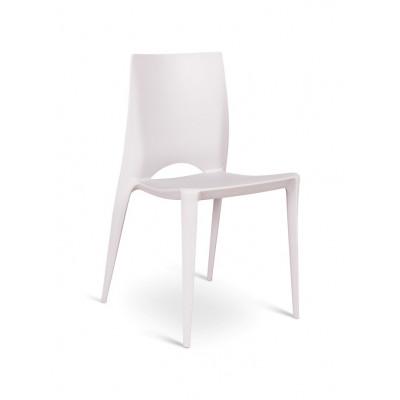 Polypropylen-Stuhl OM/164/G   Hellgrau