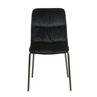 Stuhl Fabric 4er-Set | Schwarz