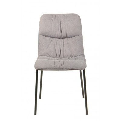 Stuhl Fabric 4er-Set | Hellgrau