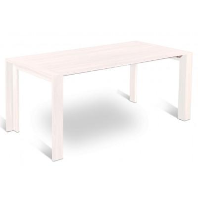 Verlängerbarer Tisch 140 cm | Weiß