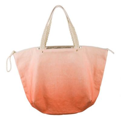 PlayaPlaya Beach Bag | Brick Ombre