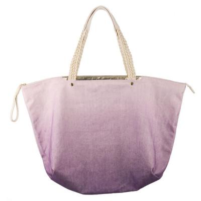 PlayaPlaya Beach Bag | Purple Ombre