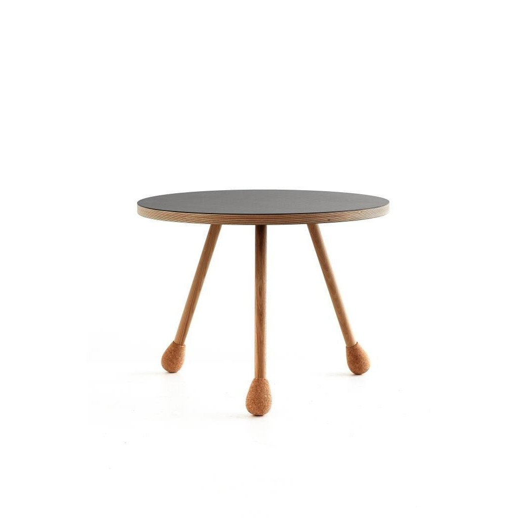 One Table Large   Black