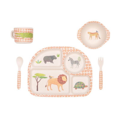 Dinner Set | On Safari