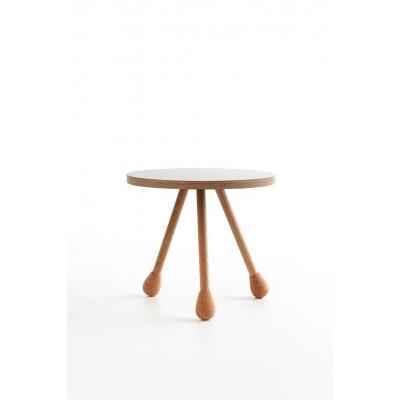 Ein Tisch Klein   Weiß