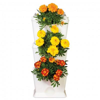 Minigarden ONE Plant Pots | White
