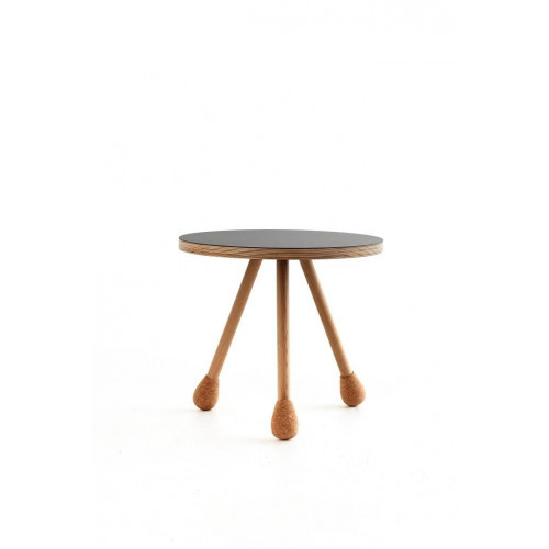 One Table Small   Black