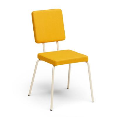 Crème   Square Seat, Square Backrest