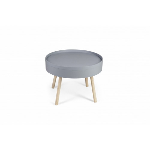 Side Table Vidar | Grey