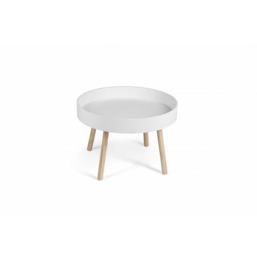Side Table Vidar | White
