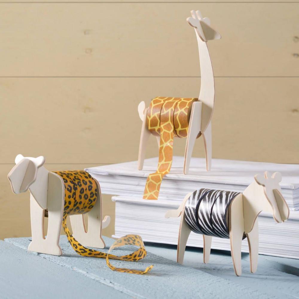 Washi-Band Giraf