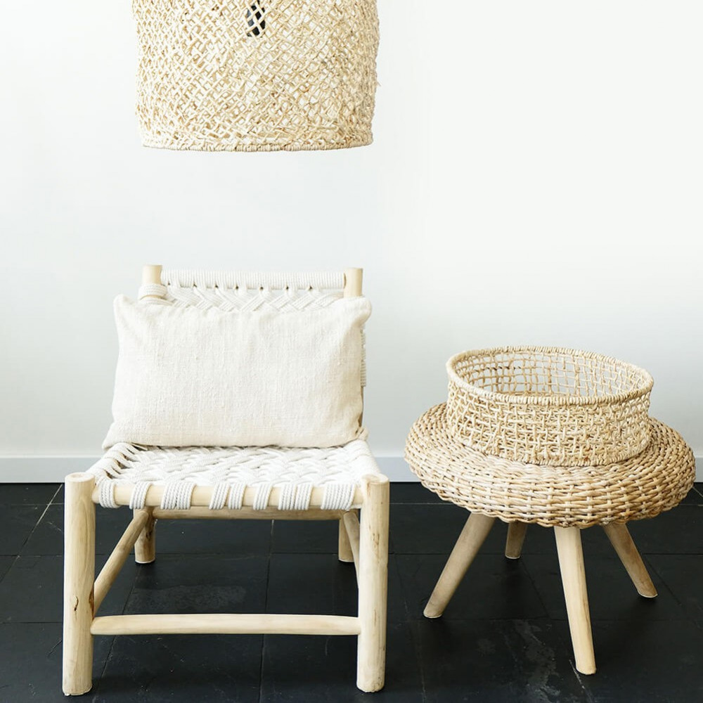 Coffee Table Abaca | Natural