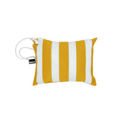 Wasserdichtes Strandkissen Portofino | Gelb