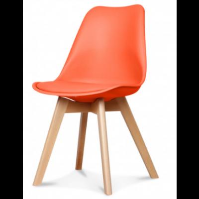 Scandi Stuhl | Orange