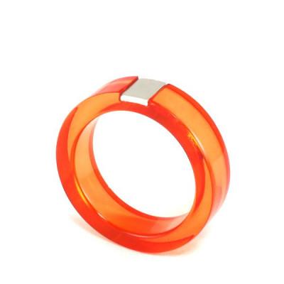 Acrylring - Orange