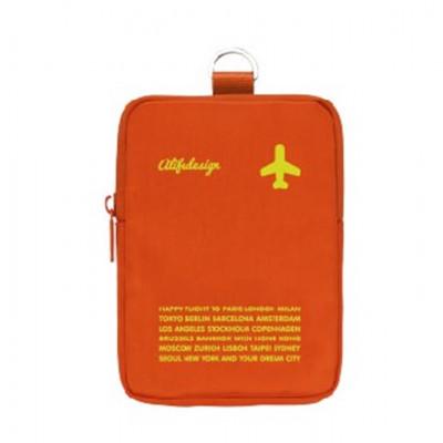 HF Zipurse S | Orange