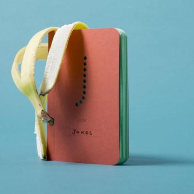 Personalife Notebook | Orange/Green