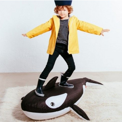 Kid's Pouf Orca