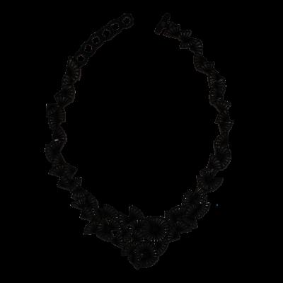 Necklace Origami | Black