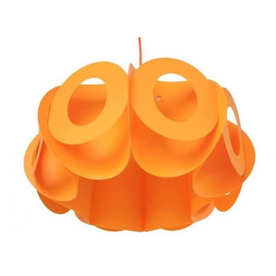Oval Orange