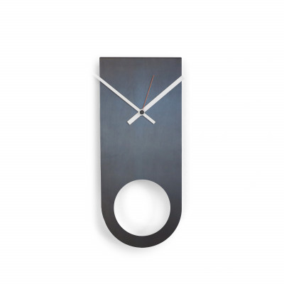 Design Wall Clock | Dark Grey