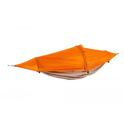 Flying Tent, Hammock & Poncho   Sunset Orange