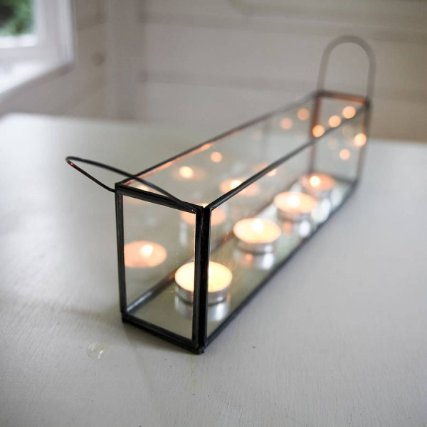 T-Licht Box Oni
