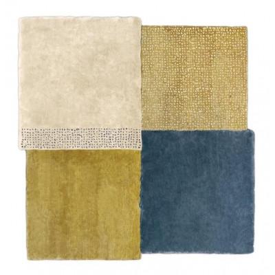 Teppich über Quadrat | Mix