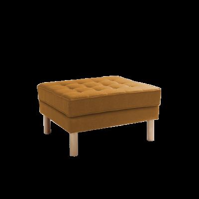 Pouf Topic Wood | Honey