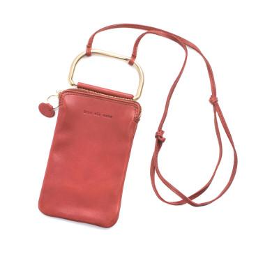 Phone Pocket Otilia | Rust Red