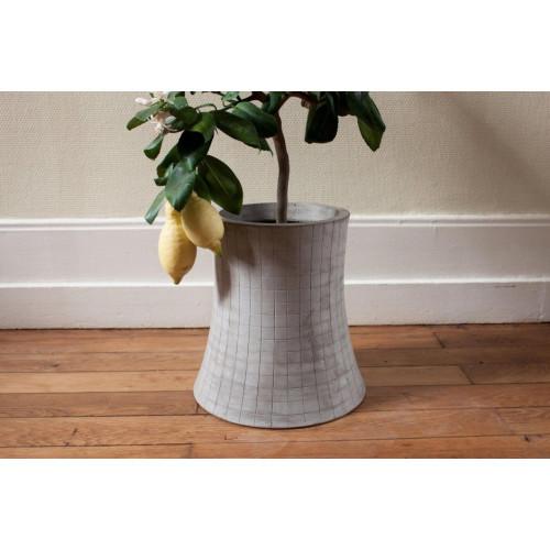 Nuclear Plant Flower Pot | T3