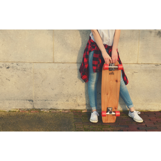 Amsterdam Longboard | Ash + Cherry