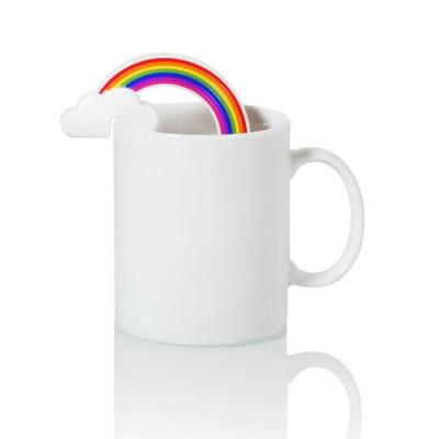 Tee-Eibecher Over The Rainbow