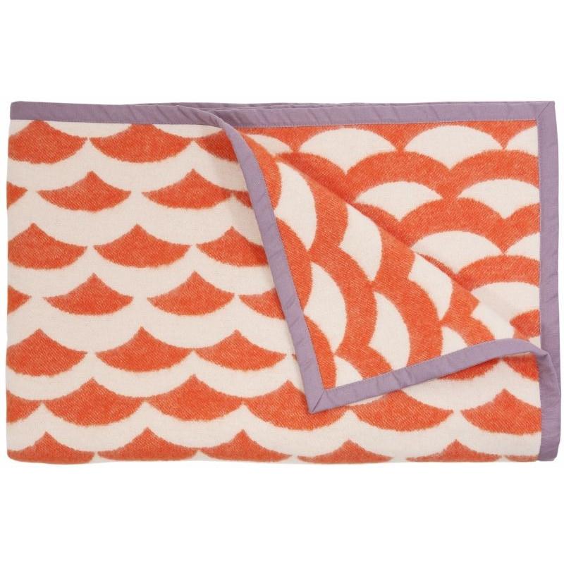 Overseas Blanket | Carrot