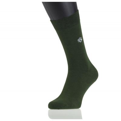 Socks | Dark Green