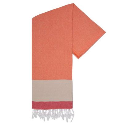 Hamam Handtuch Unique | Orange